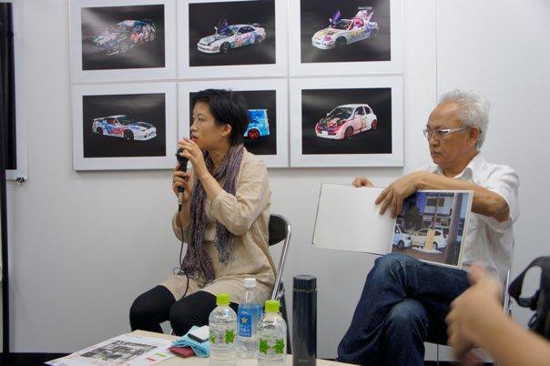 小林美香(左)、瀨戶正人(右)