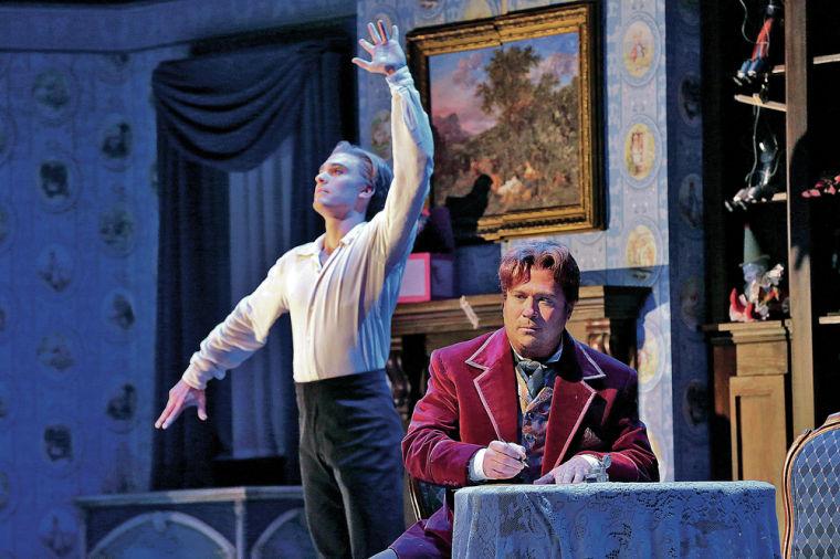 Oscar, Santa Fe Opera, 2013   Reed Luplau  asBosie