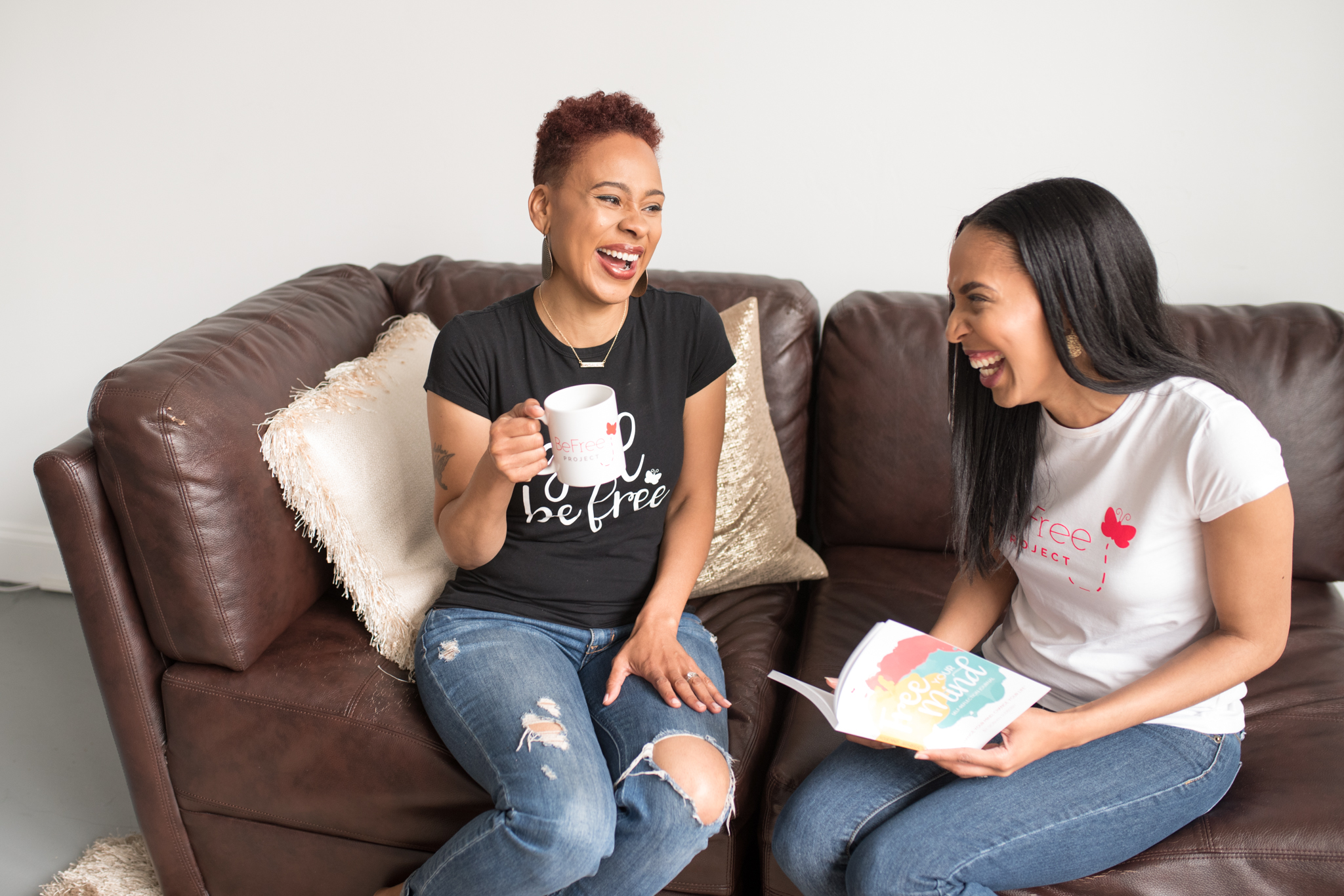 Girl Be Free Store- Empowering Women To Get Unstuck and Free