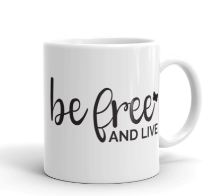 be-free-live-mug