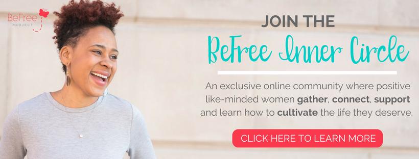 BeFree-Inner-Circle-Membership