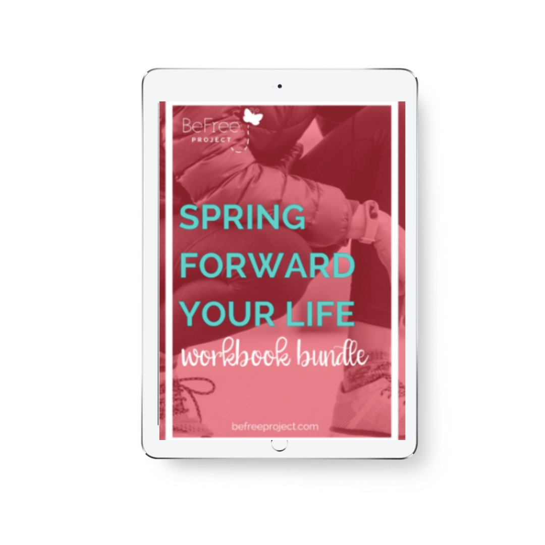Spring Forward Your Life Bundle Digital Workbooks