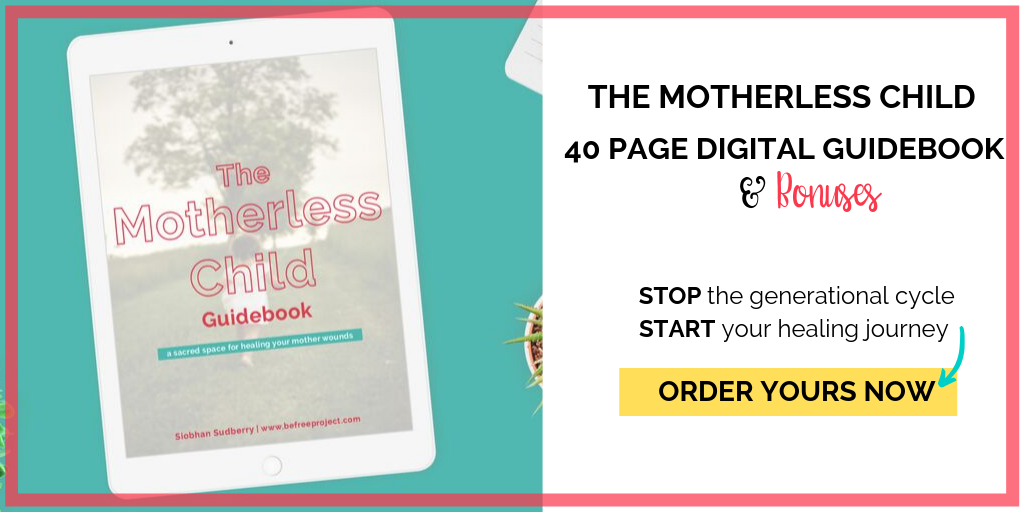 The Motherless Child Guidebook -Siobhan Sudberry