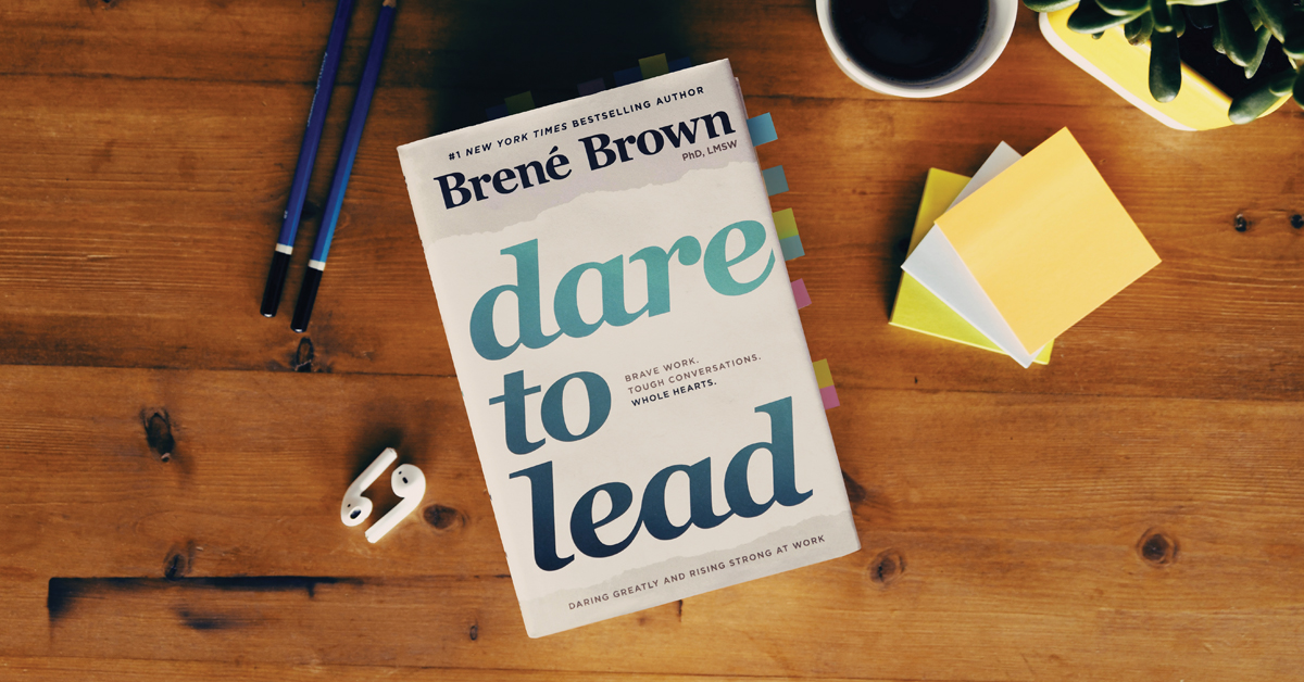 Contact me  to get more information on how to bring Dare to Lead to your organization!