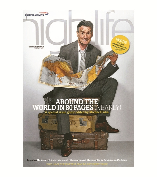 BA Highlife Cover October 2007