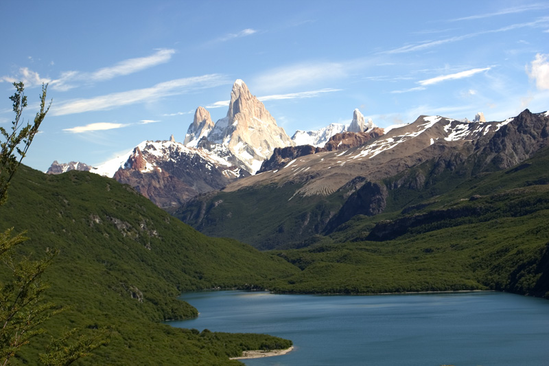Monte Fitz Roy, Chile