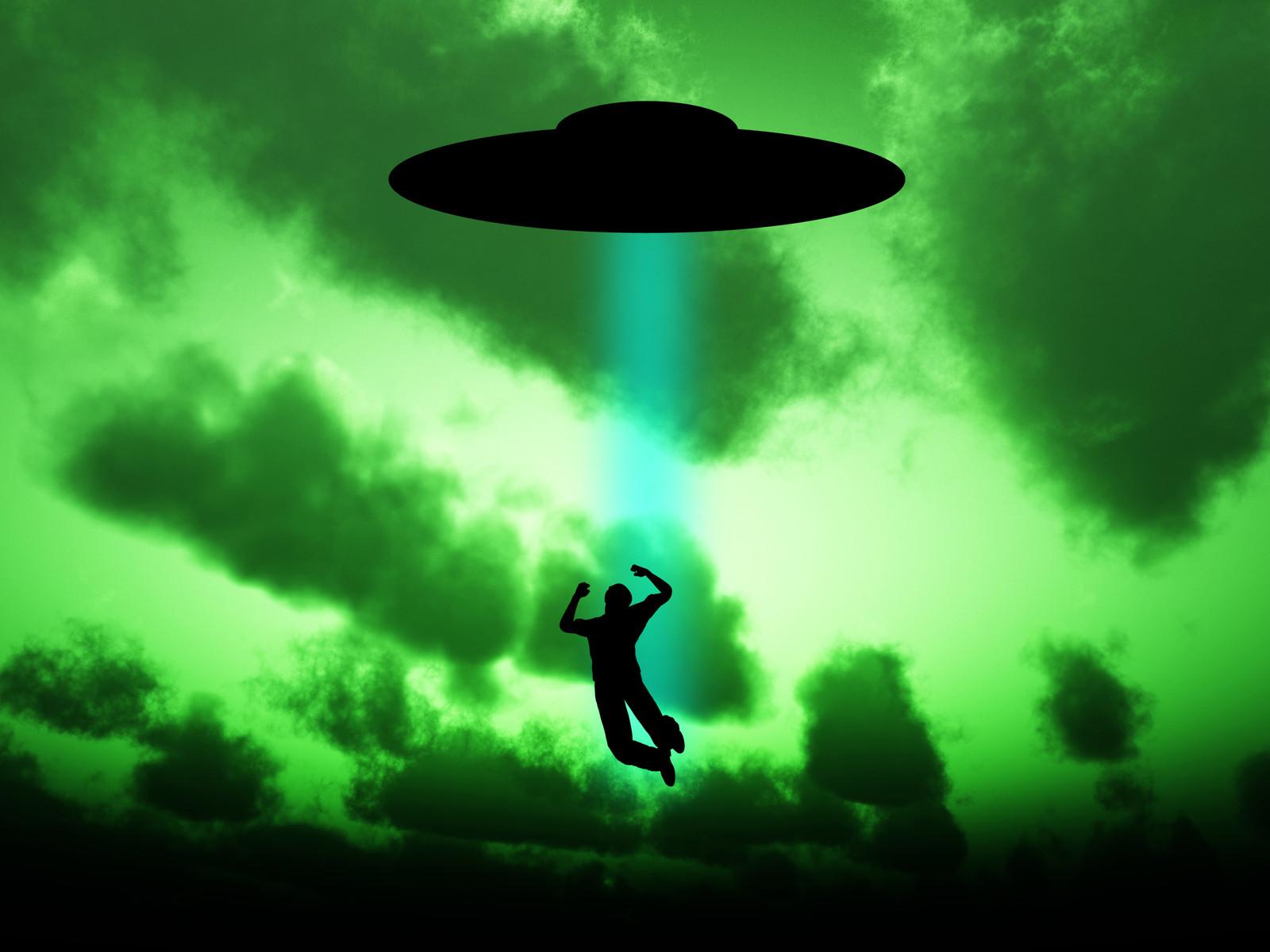 UFO-Entführung