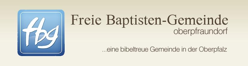 Freie Baptistengemeinde Oberpfraundorf