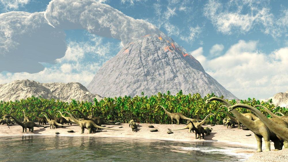 Zeitalter der Dinosaurier?