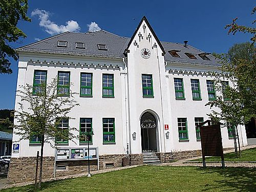 Haus des Gastes - Breitenbrunn