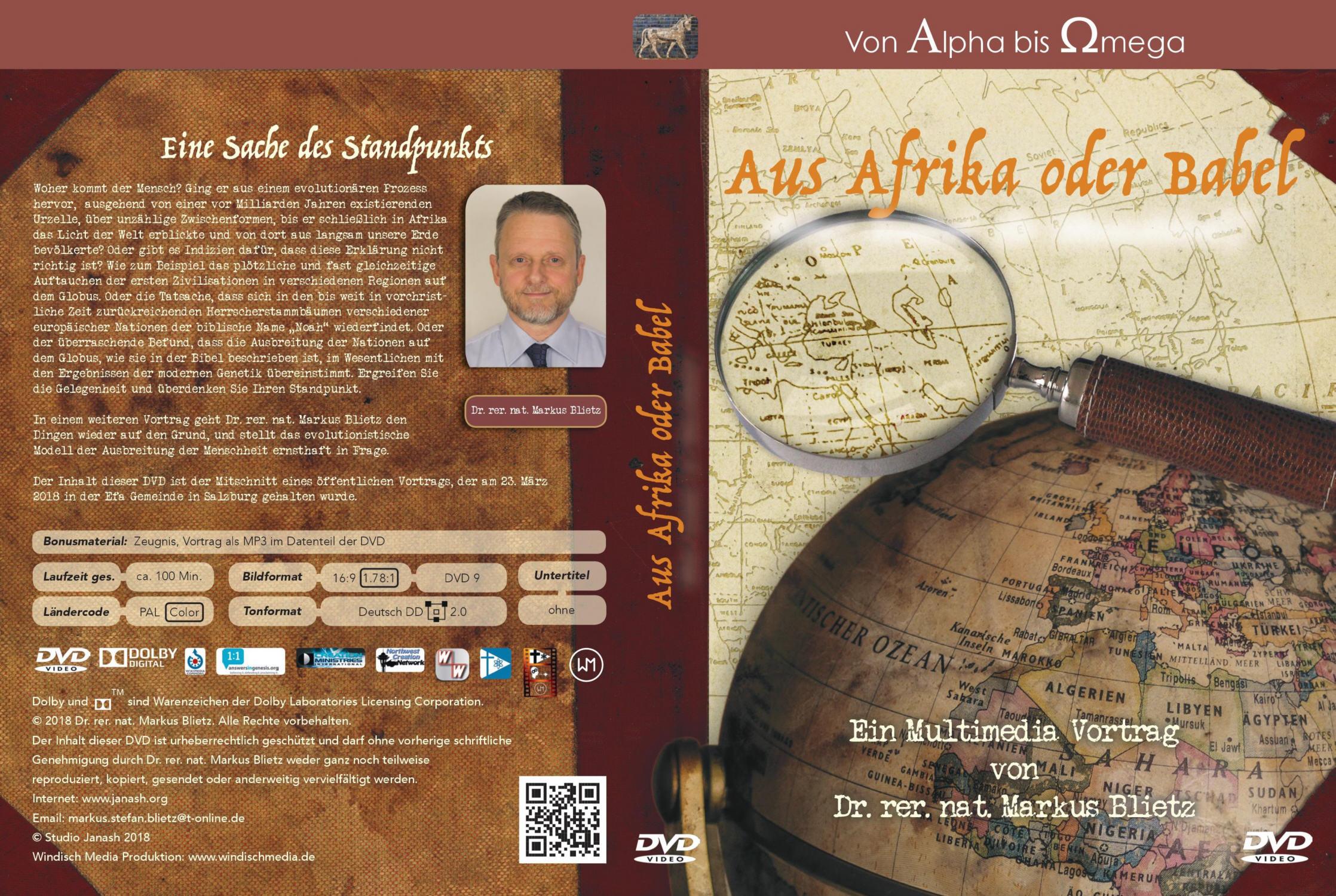 Aus Afrika oder Babel - DVD Inlay.jpg