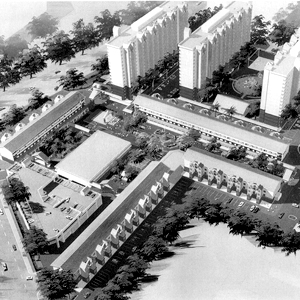 TOWN PLANNING (TOA PAYOH), SINGAPORE