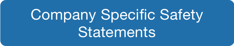 Company Specific Safety Statement