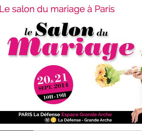 Salon du Mariage de Paris La Défense