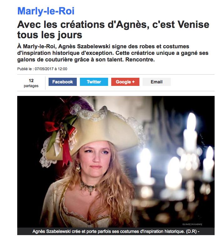 Article Agnès Szabelewski Actu78.fr 7 mai 17.png