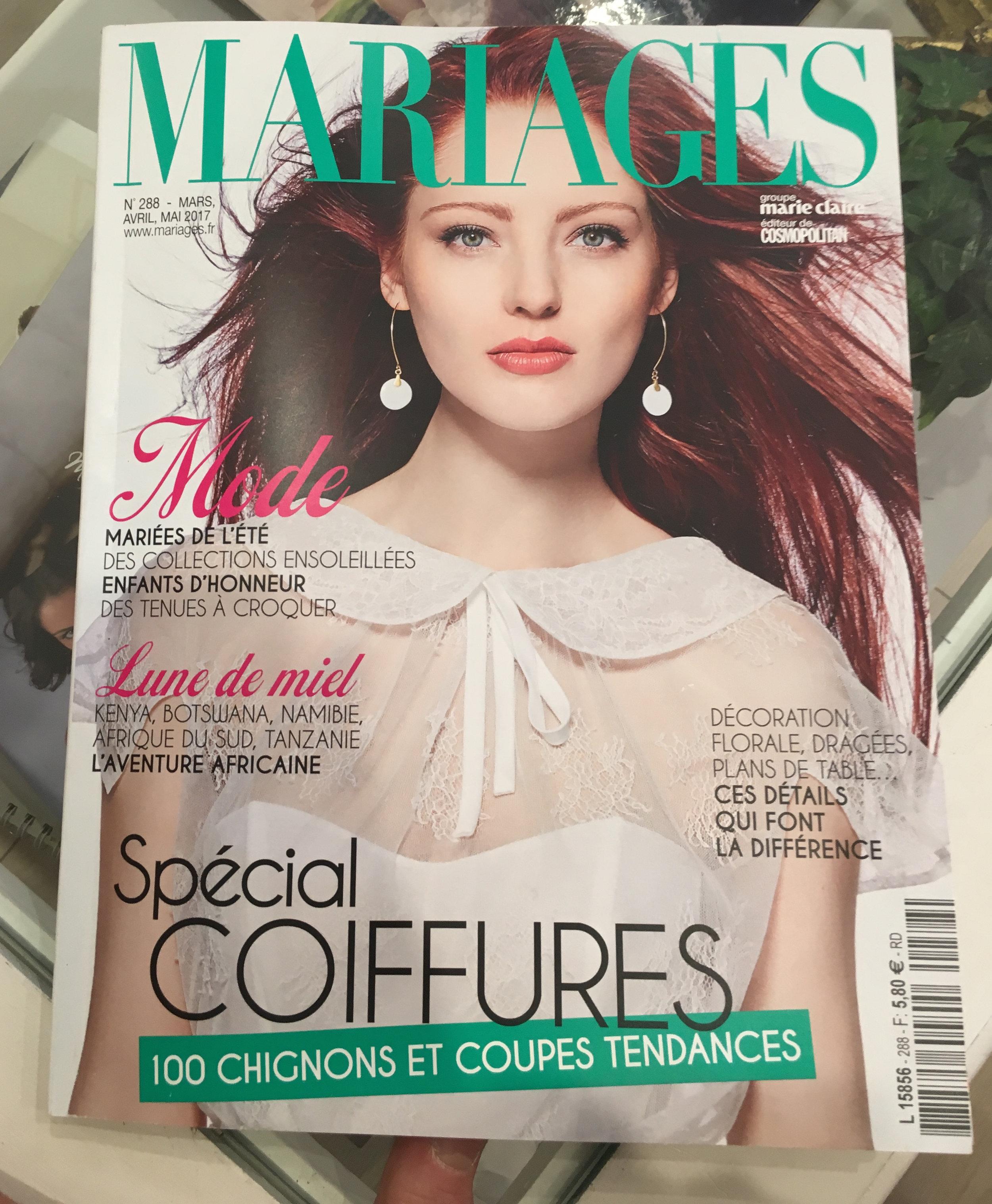 Mariages Magazine aricle sur Agnès Szabelewski 2.jpg