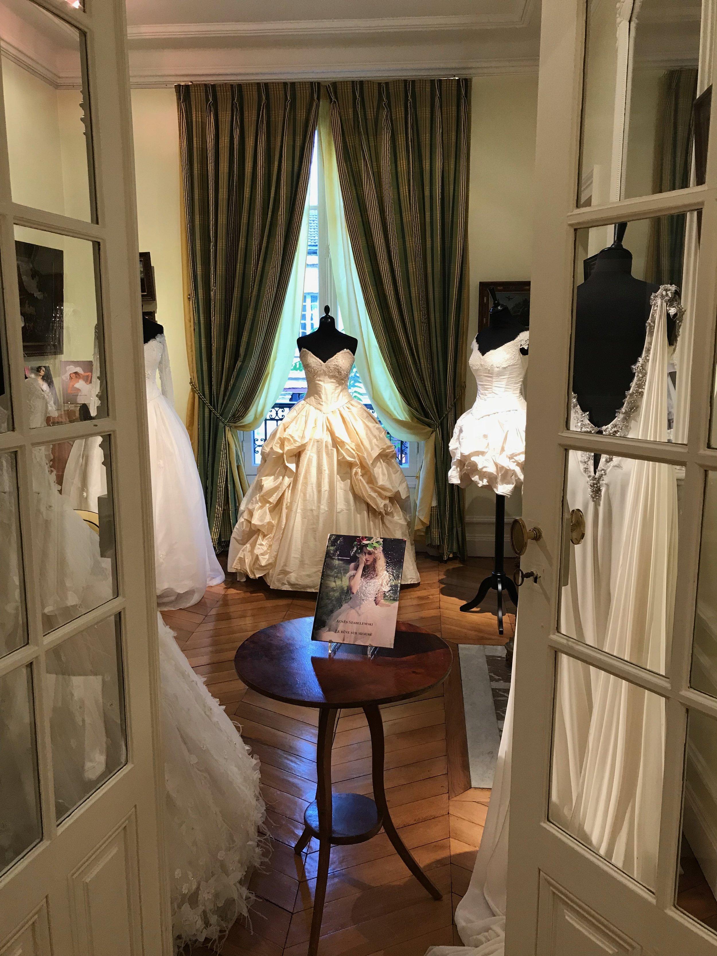 Showroom à Paris