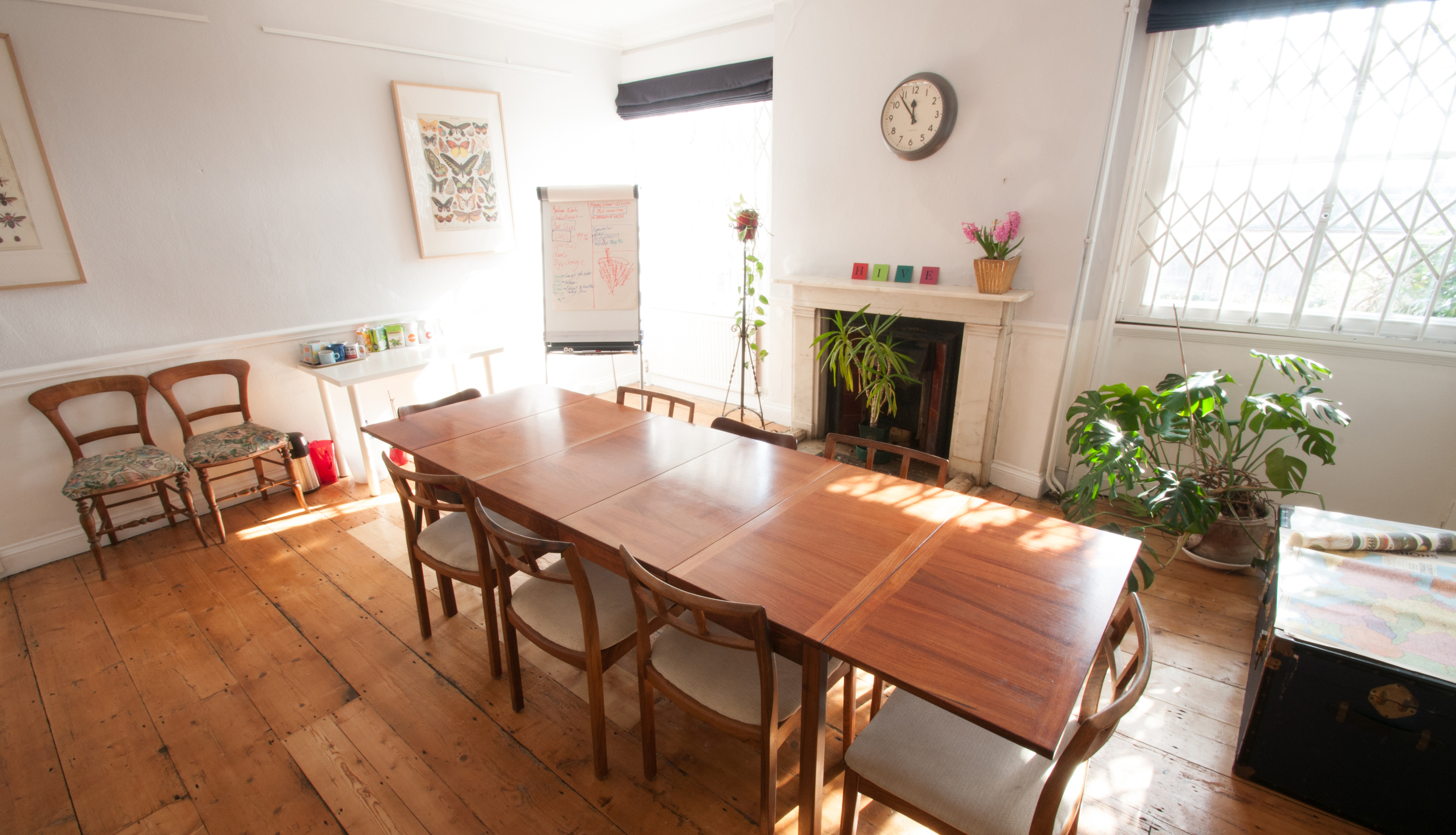 Meeting room for hire in Lewes