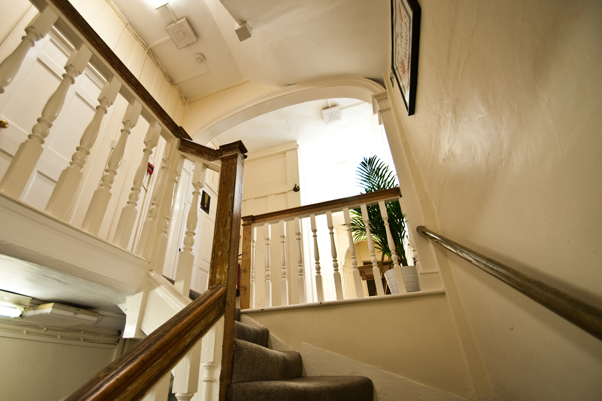 The Hive, Lewes, Staircase.jpg