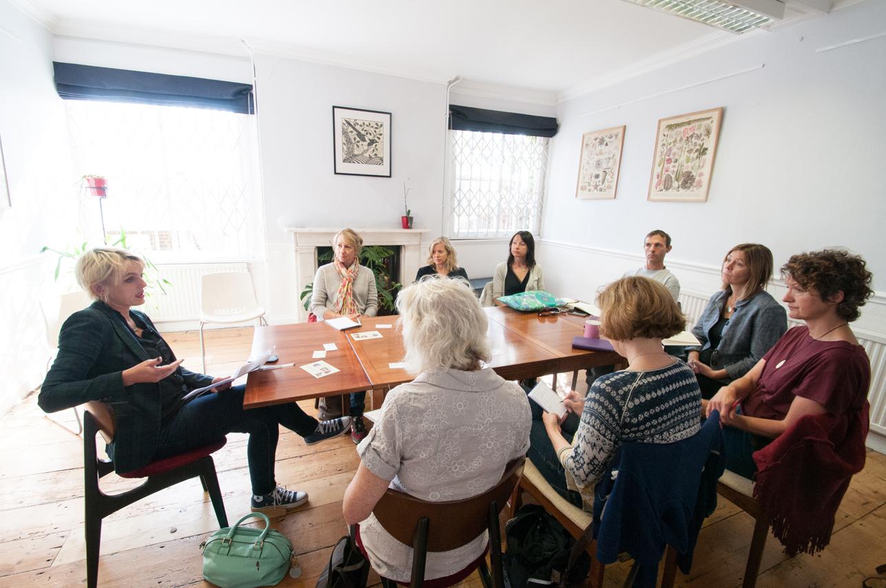 Friendly meeting space in Lewes