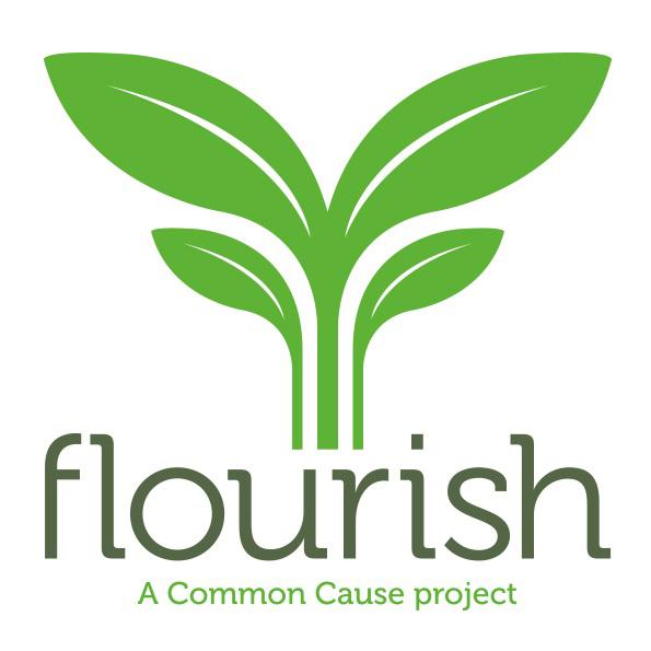 Flourish, Lewes Logo