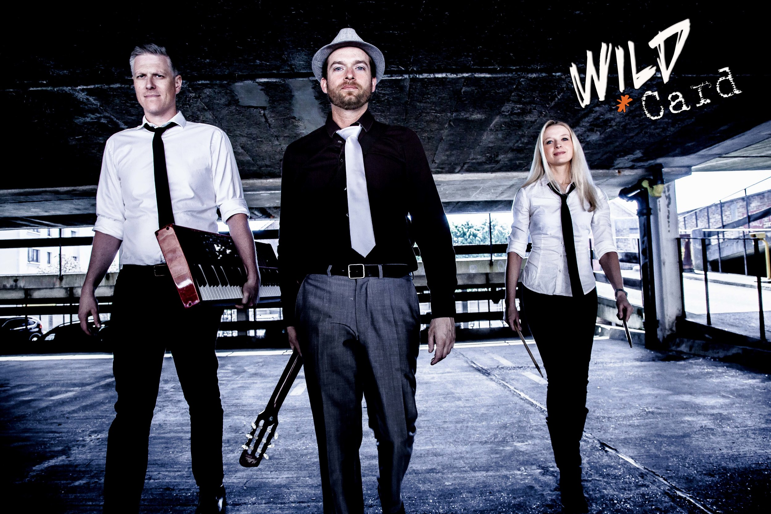WILD CARD - JAZZDOOR 7PM / MUSIC 8.30PM£10 / £9 / £5 (BK)EMAIL TO RESERVE