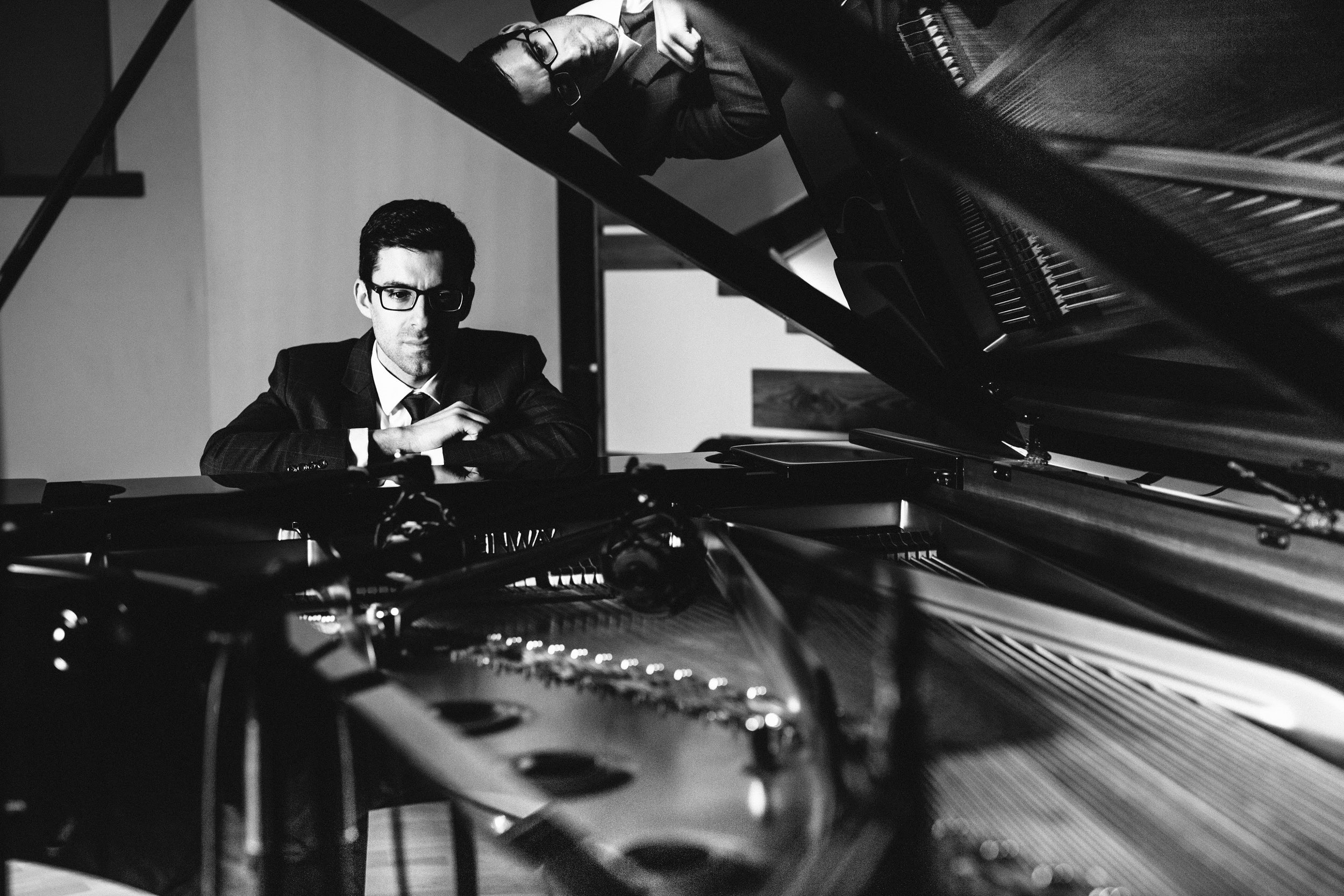 GABRIEL LATCHIN - JAZZDOOR 7PM / MUSIC 8.30PM£10 / £9 / £0 (BK)EMAIL TO RESERVE