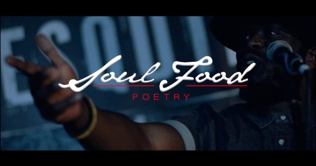 SOUL FOOD POETRY - SPOKEN WORDDOOR 7.15PMTICKET OPTIONS VARYCLICK HERE TO BOOK