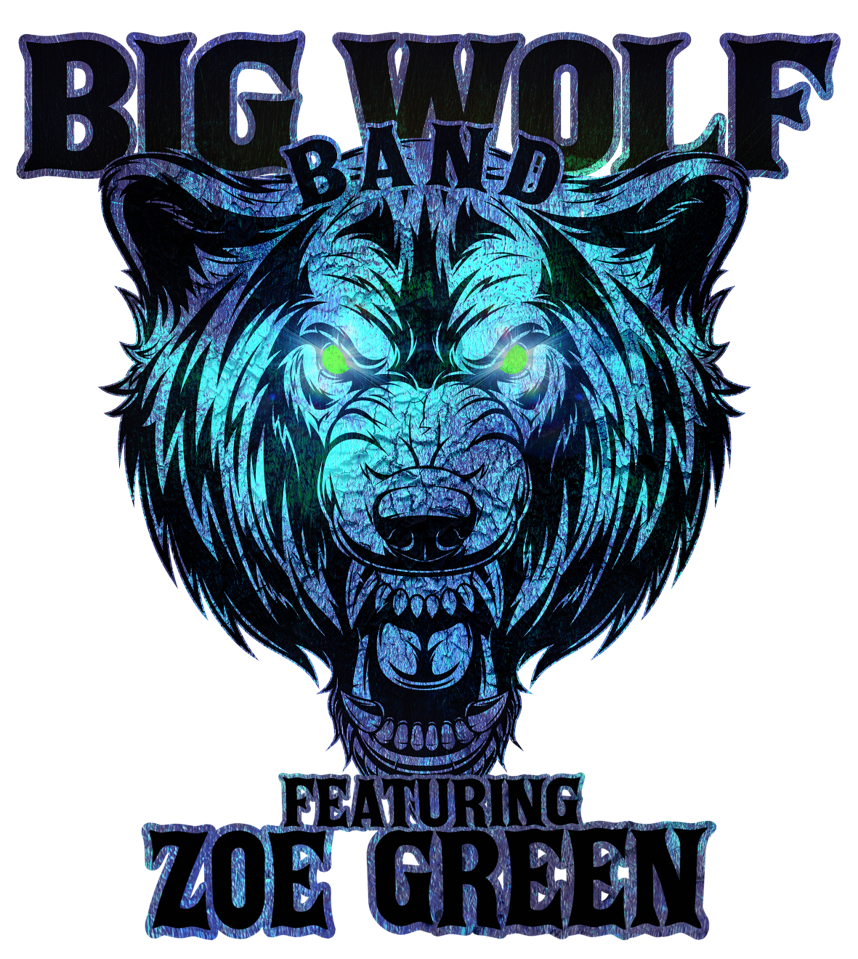 BIG WOLF - BLUESDOOR 7PM / MUSIC 8.30PM£10 / £9 / £0 (BK)EMAIL TO RESERVE