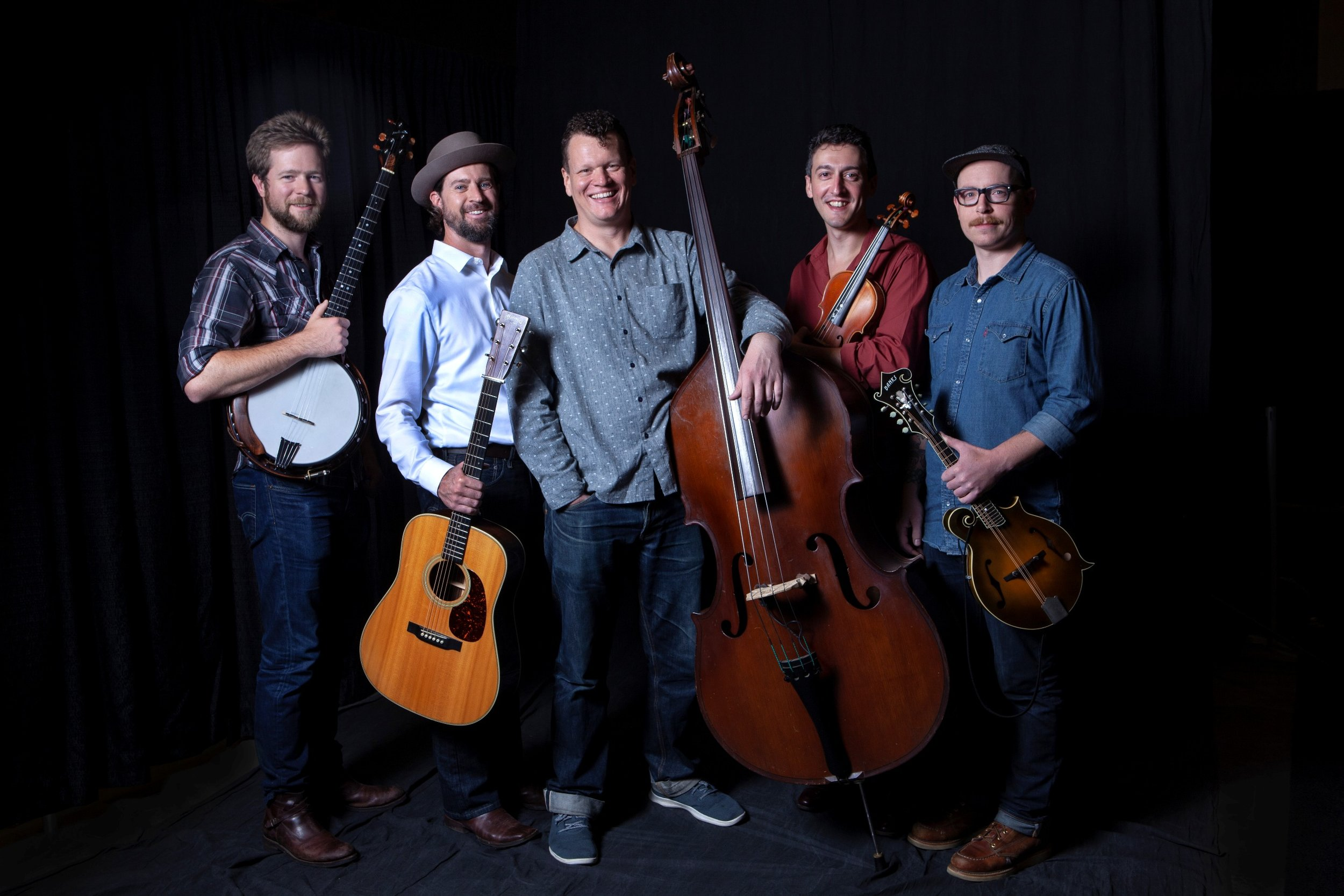 MAN ABOUT A HORSE - BLUEGRASSDOOR 5.30PM / MUSIC 8.00PM£10 / £9 / £5 (BK)EMAIL TO RESERVE