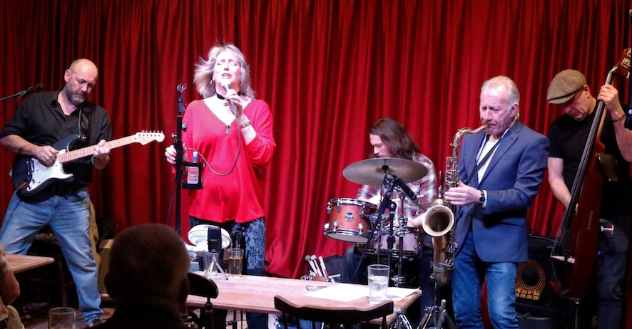 CHRIS LORD & HER BLUES EXPRESS - BLUESDOOR 7PM / MUSIC 8.30PM£10 / £9 / £0 (BK)EMAIL TO RESERVE