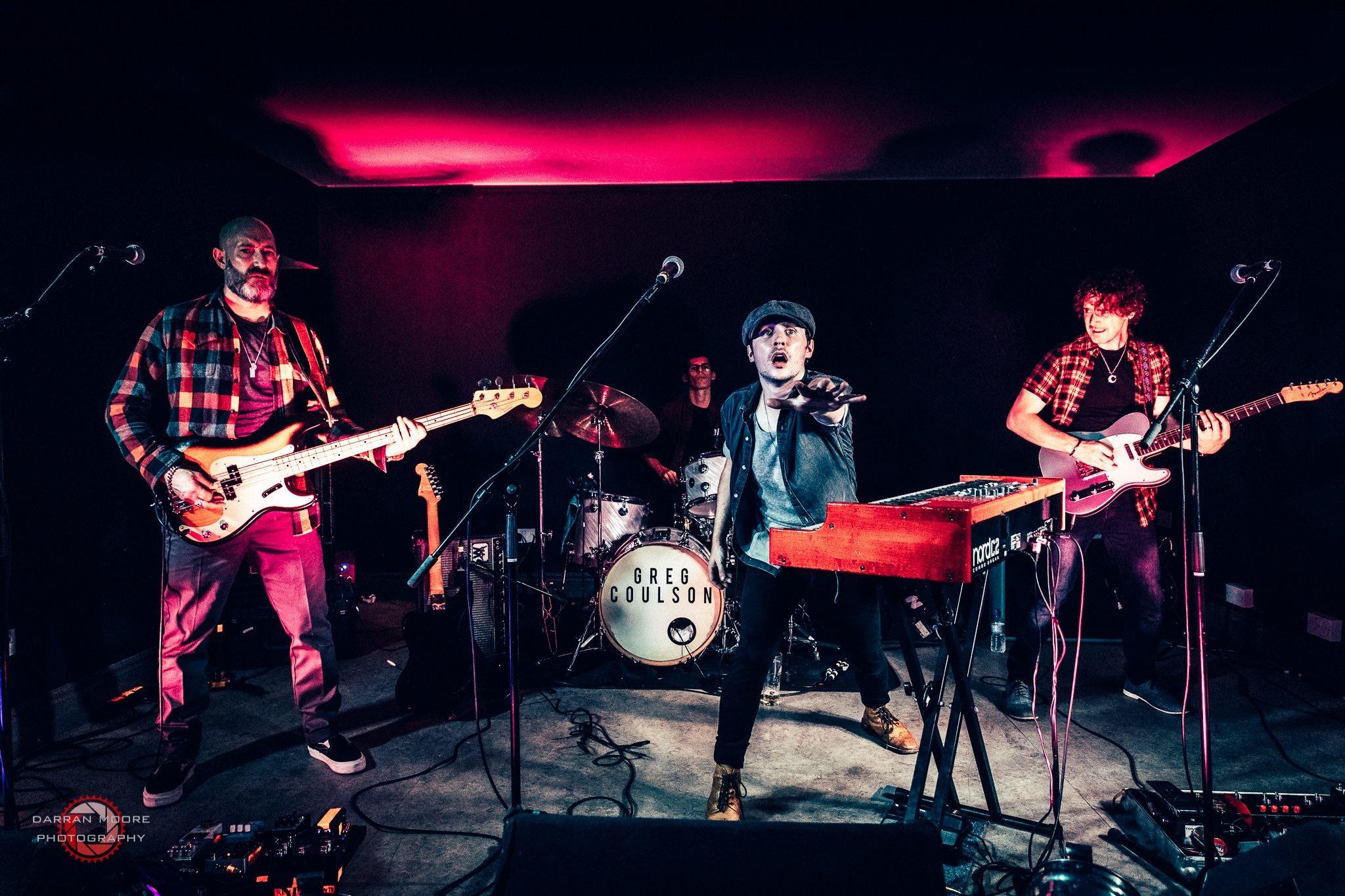 GREG COULSON BIG BAND - RHYTHM & BLUESDOOR 7PM / MUSIC 8.30PM£15 / £7.50 (BK)ADVANCE TICKETS HERE