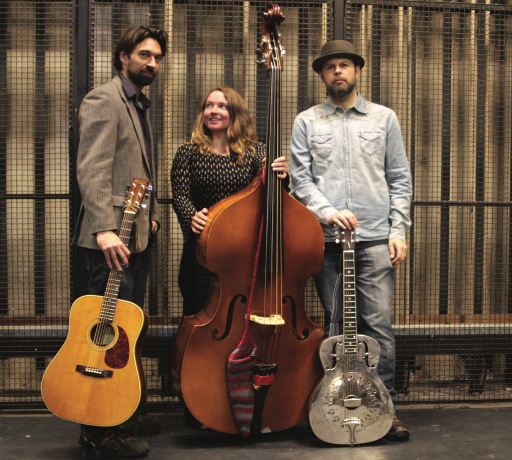 JENNY WREN & HER BORROWED WINGS - RHYTHM & BLUESDOOR 7PM / MUSIC 8.30PM£10 / £9 / £0 (BK)EMAIL TO RESERVE