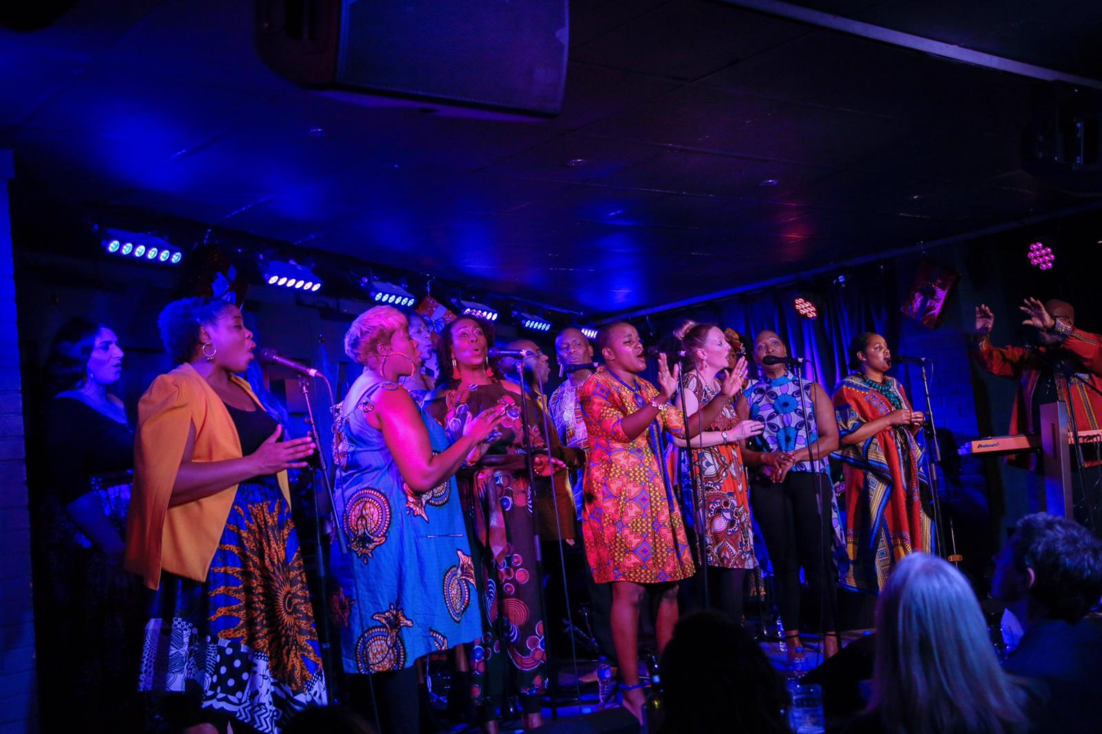 JOHN FISHER & IDMC GOSPEL SOUL CHOIR - GOSPEL / SOULDOOR 7PM / MUSIC 8PM (END 10PM)£18 / £15 (BK)CLICK HERE FOR TICKETS