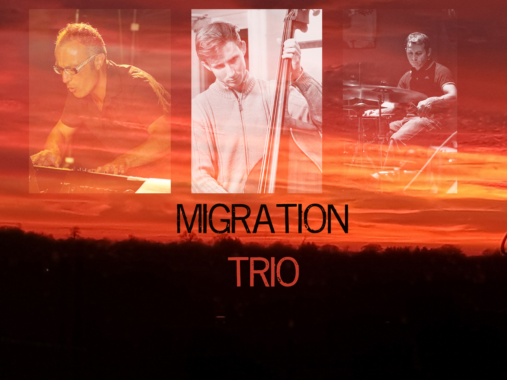 MIGRATION TRIO - JAZZDOOR 7PM / MUSIC 8.30PM£10 / £9 / £0 (BK)EMAIL TO RESERVE