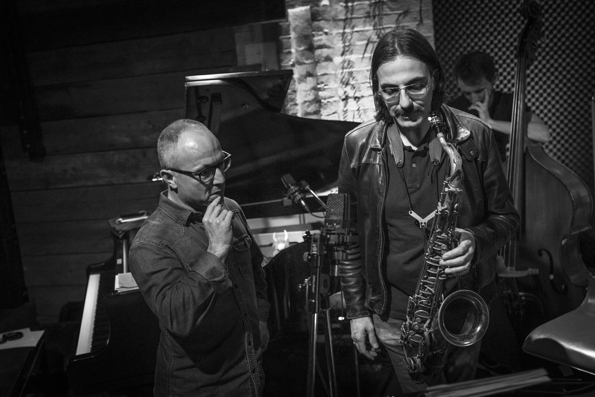 MARCO MARCONI - JAZZDOOR 7PM / MUSIC 8.00PM£10 / £9 / £5 (BK)EMAIL TO RESERVE