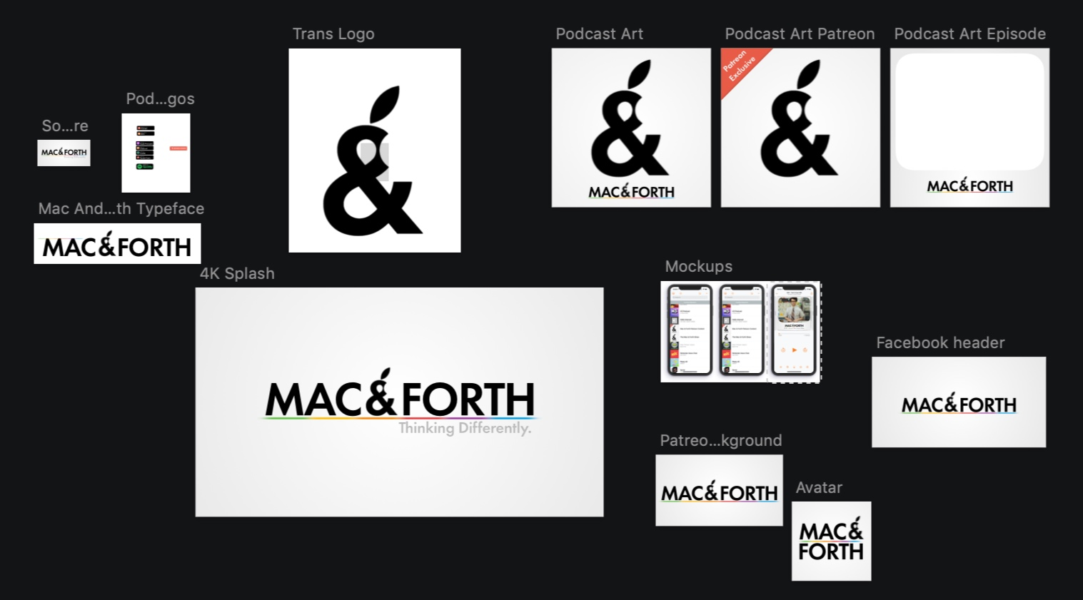A Touch of Rebranding