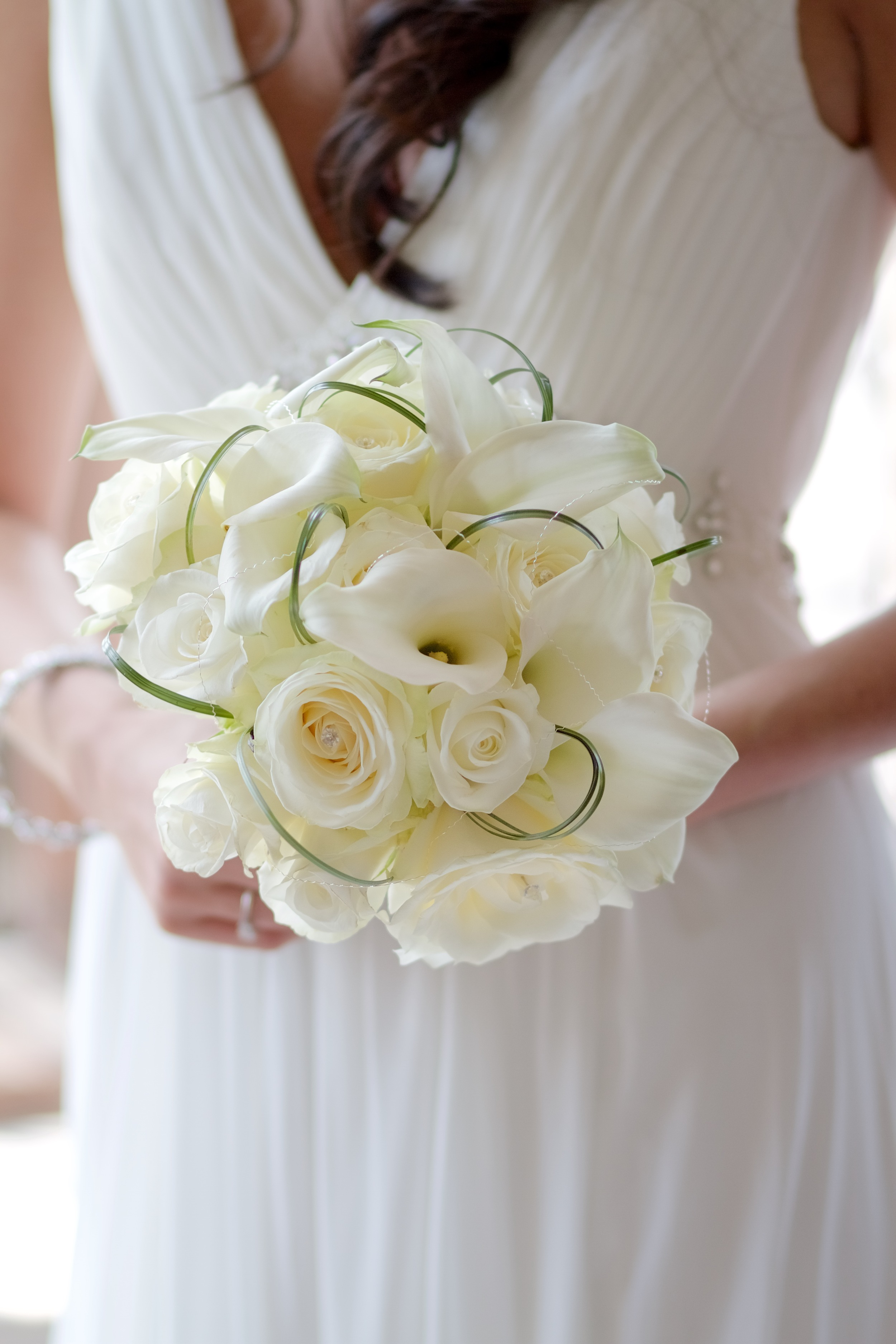 The Bride's Bouquet. ©  Wedding Photography by Vivid Confetti
