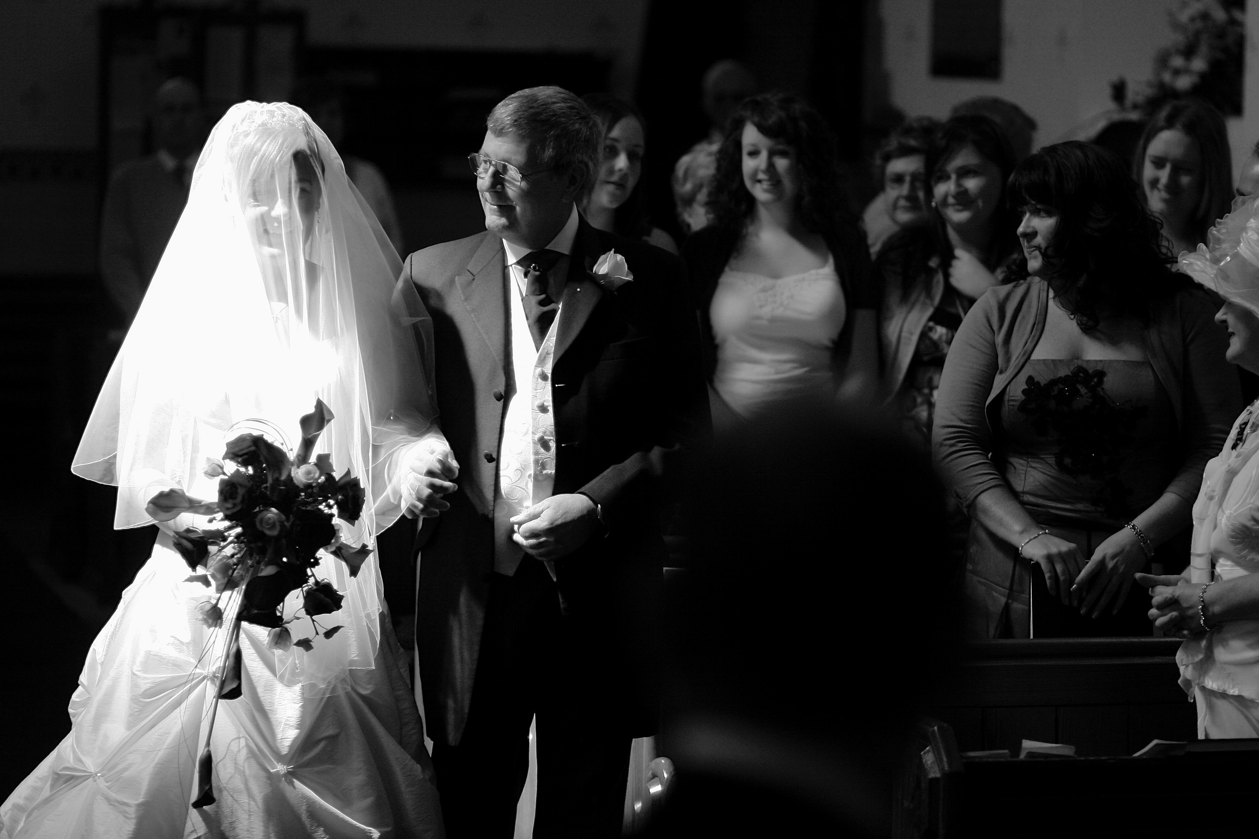 This is the moment... the moment that encapsulates all the waiting & preparation. ©  Wedding Photography by Vivid Confetti