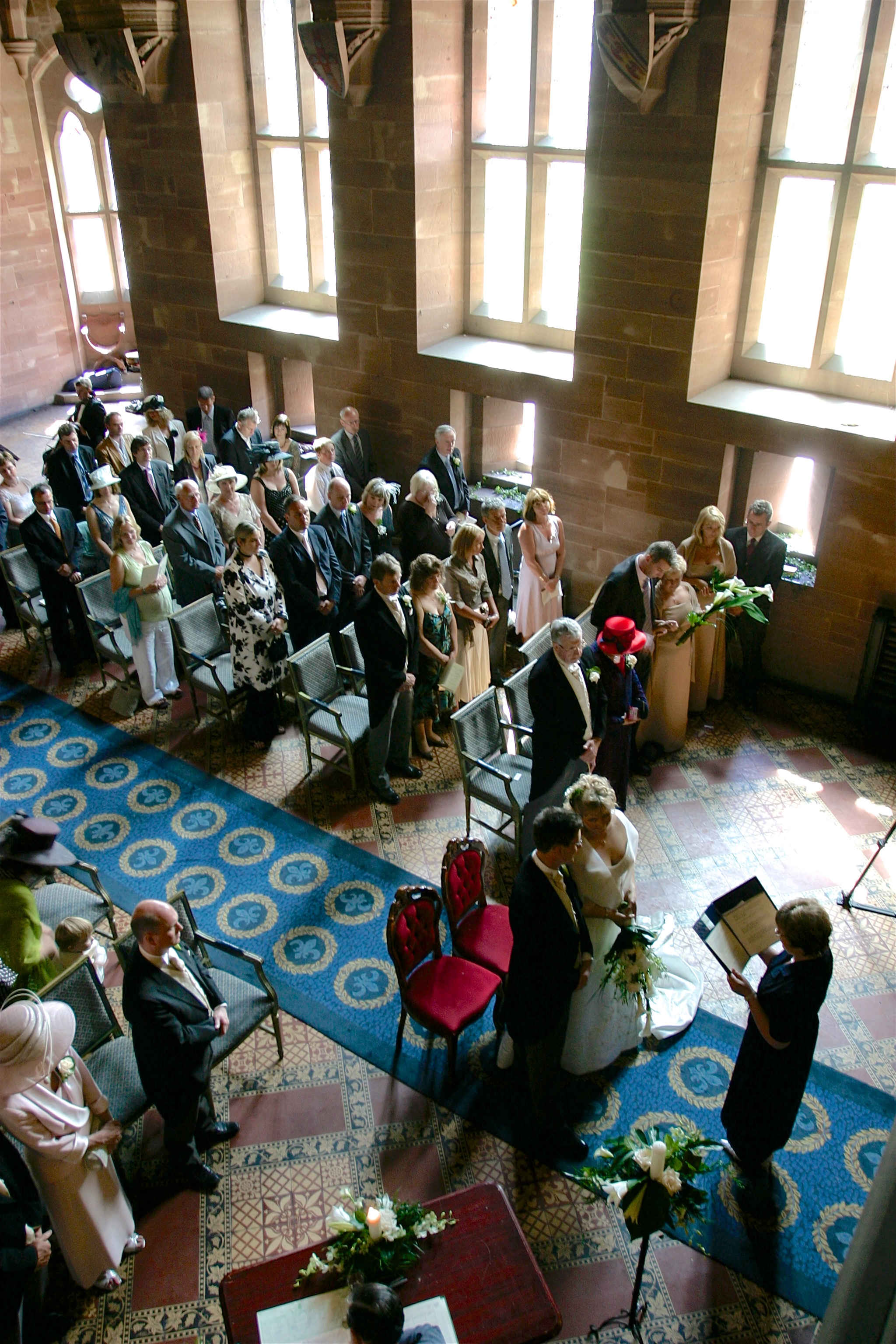 Wedding Vows. © Wedding Photography by Vivid Confetti