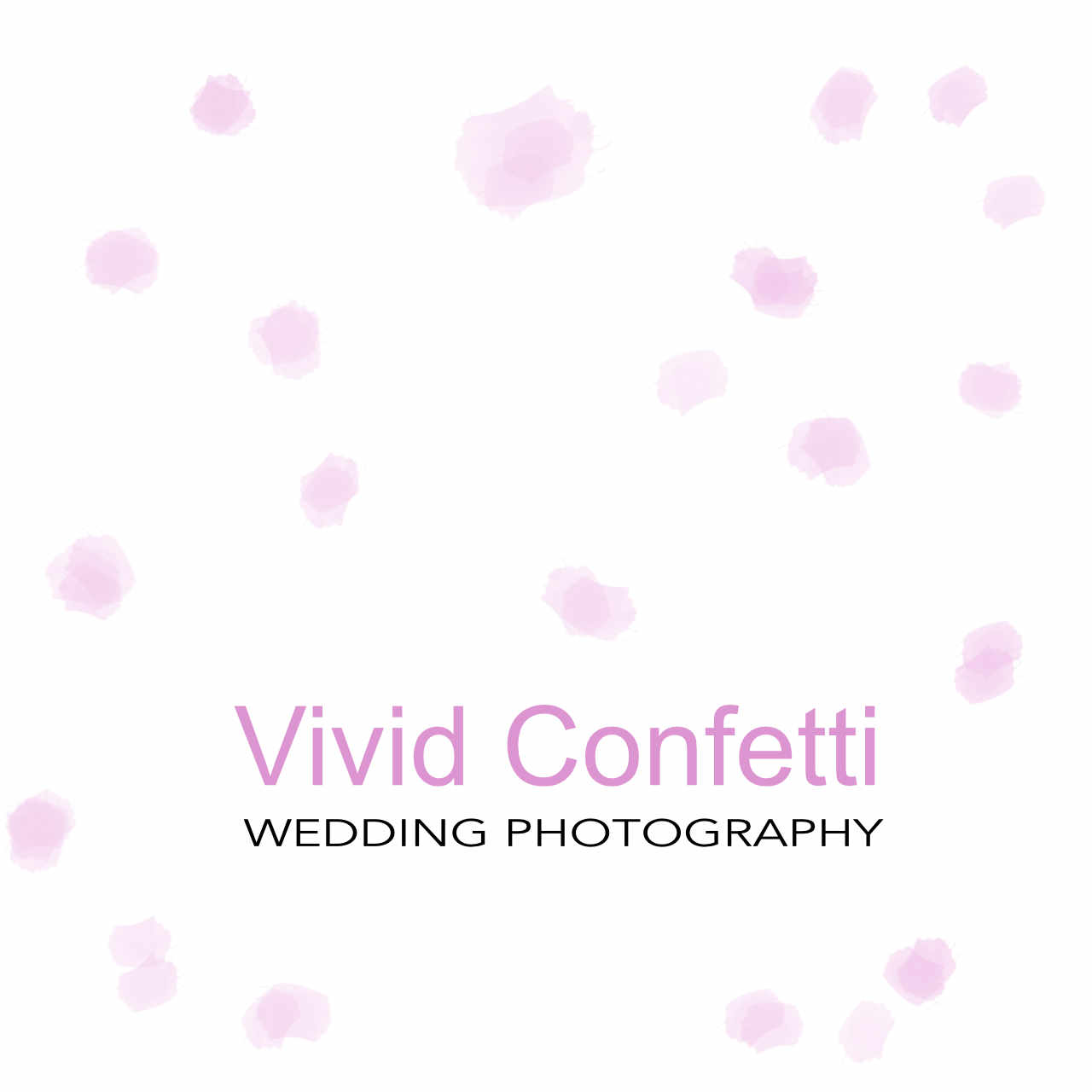 Pink Vivid Confetti