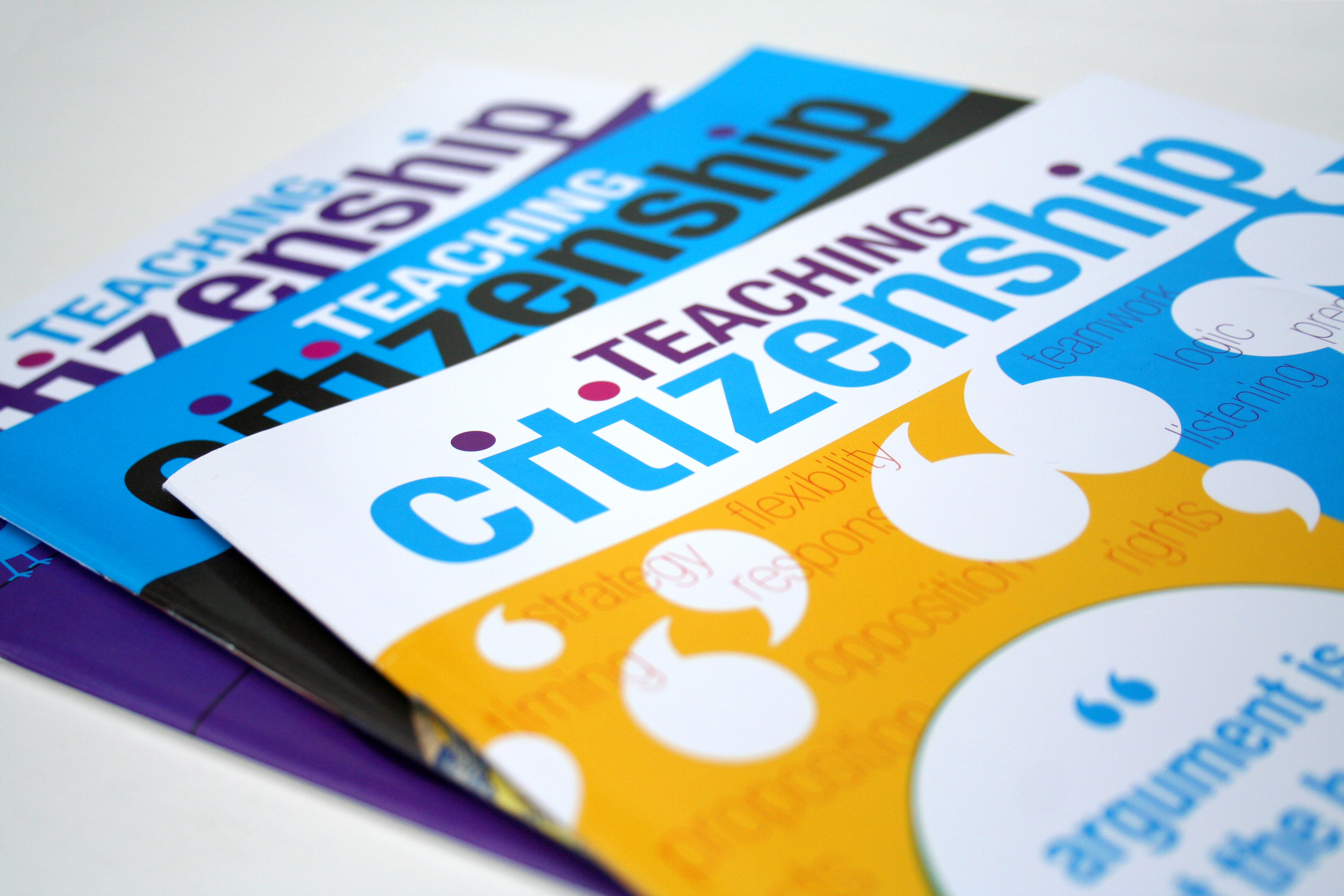 Teaching Citizenship Covers