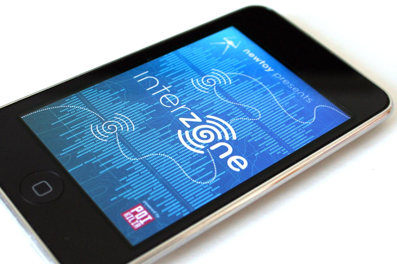 Interzone on iPhone