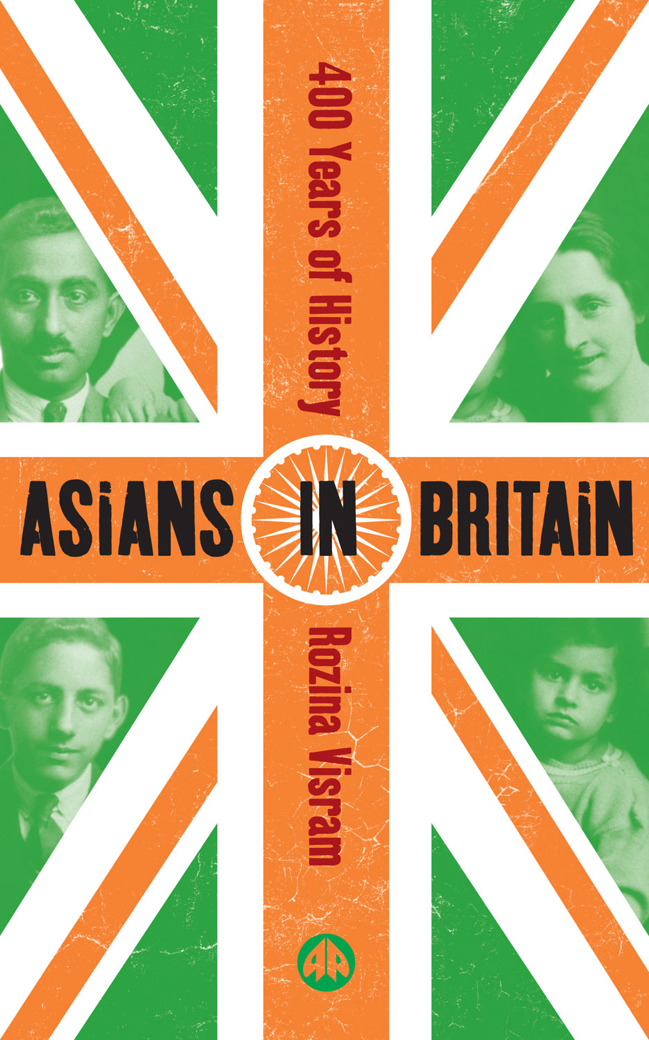 Asians in Britain front