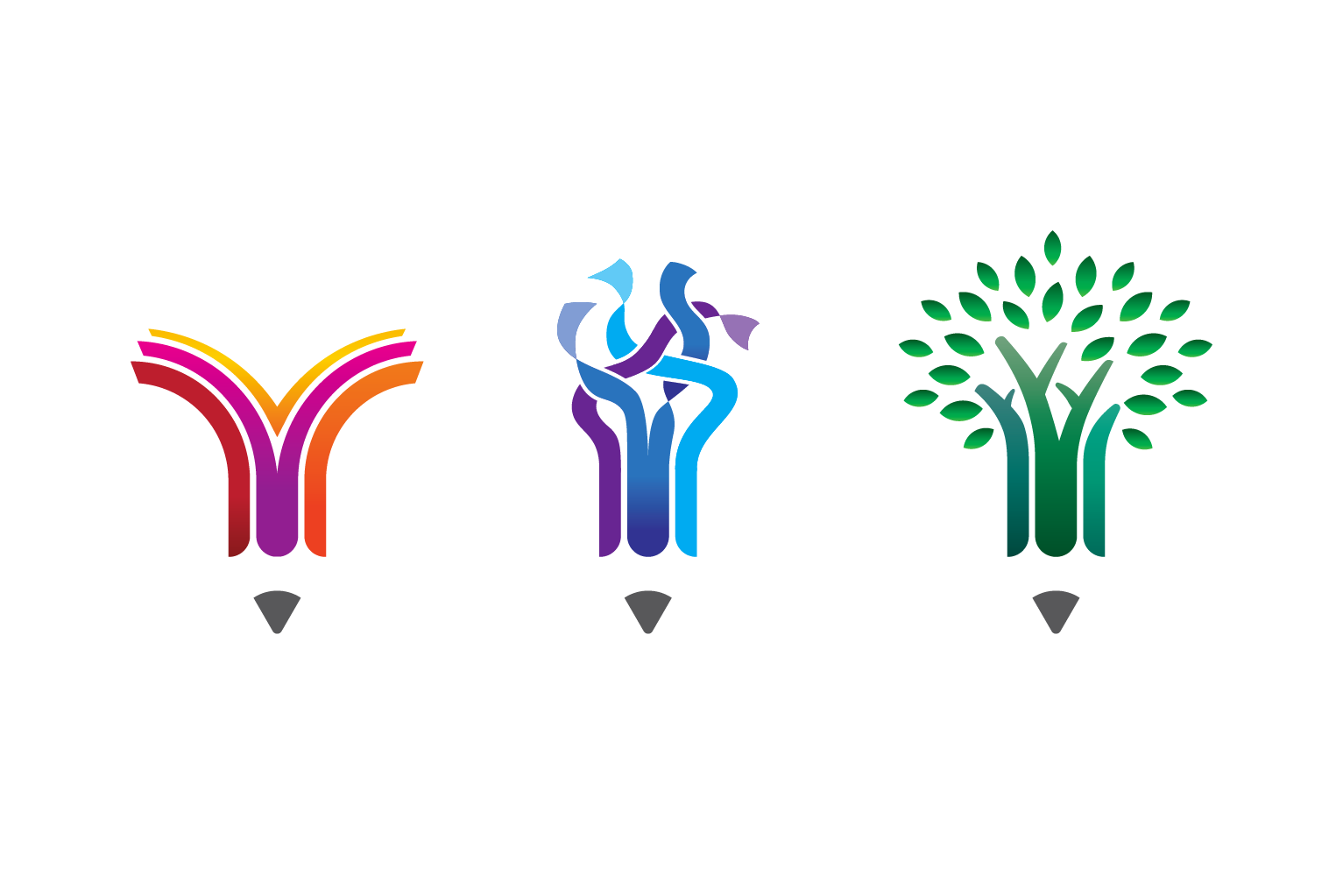 Collaborative Schools logo system
