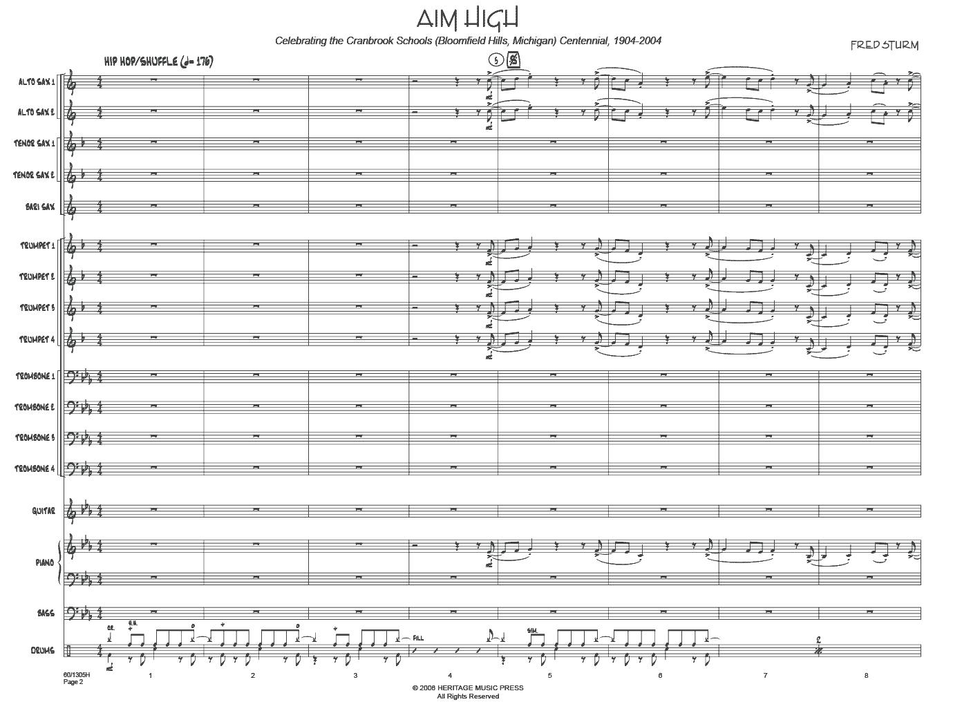 Score Excerpt