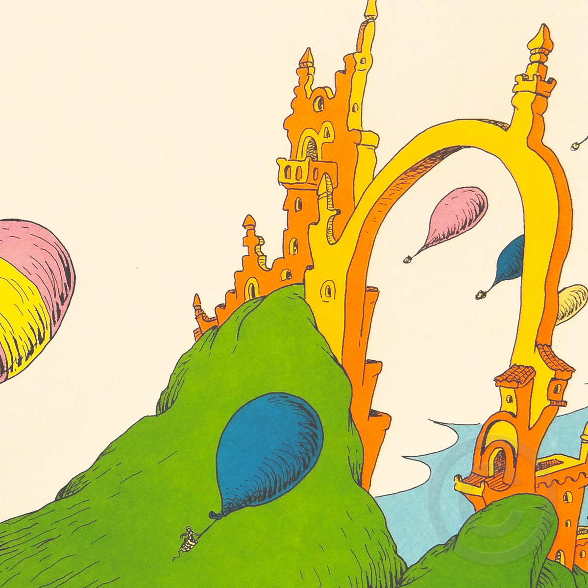 Oh, the Places You'll Go! 25th Anniversary
