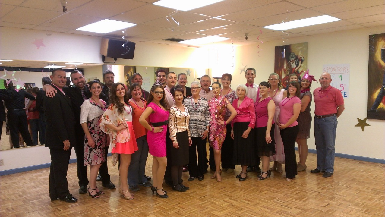 Pretty in Pink Dance Party
