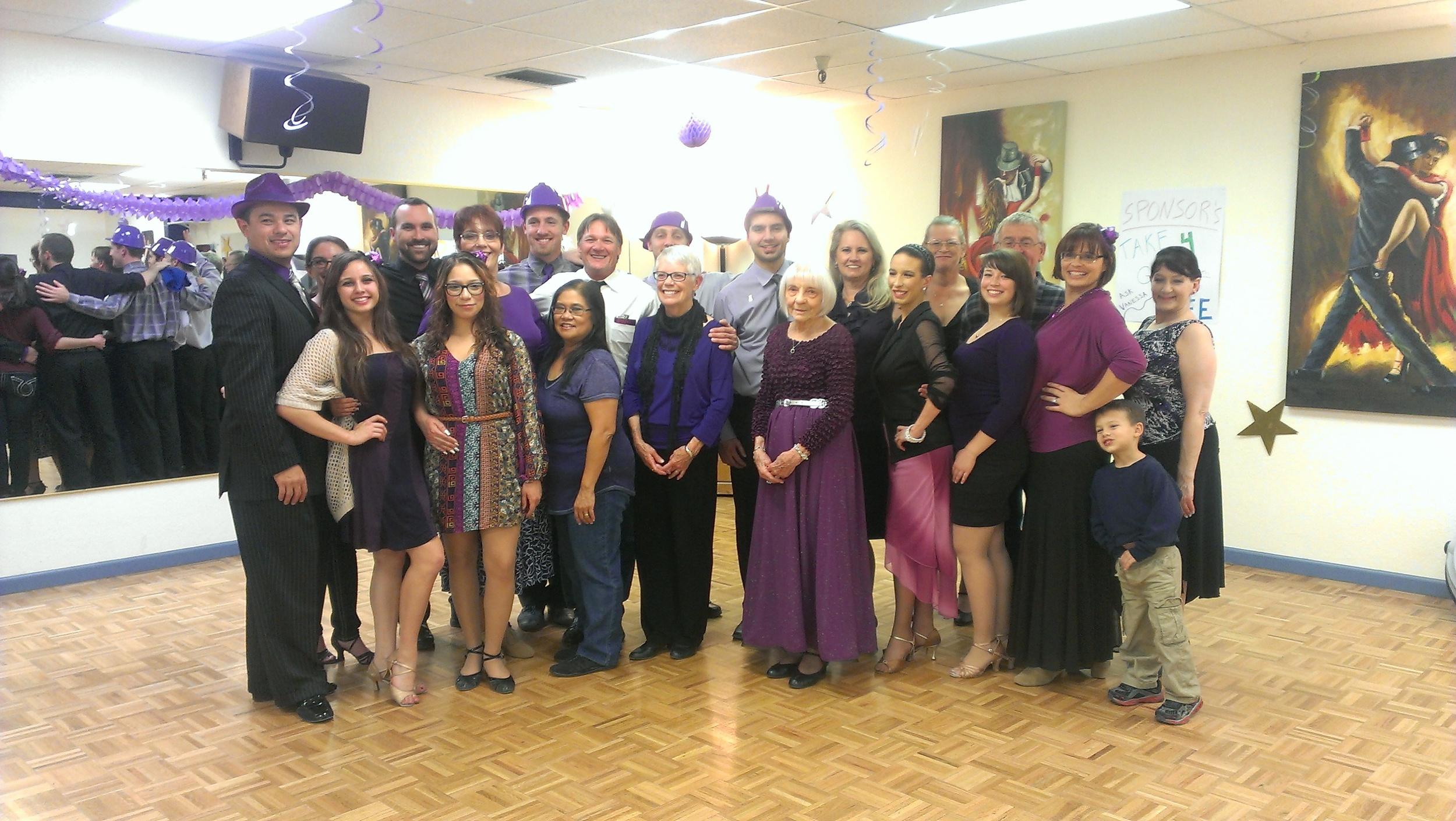 Purple Passion Party