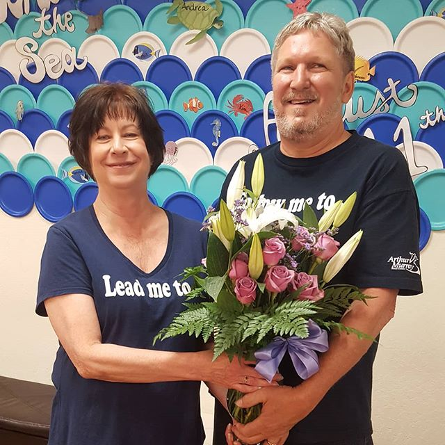 Over the weekend, these two celebrated their 39th wedding anniversary and they spent part of their day with us at Dance Camp 💞Congratulations John & Susan!  #happyanniversary #dancelife #arthurmurrayreno #arthurmurraylifestyle #foreverdancing #couplegoals